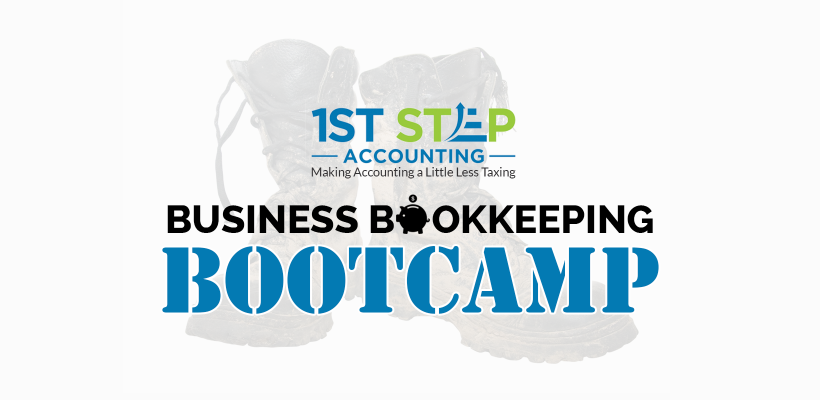 Business Bookkeeping Bootcamp